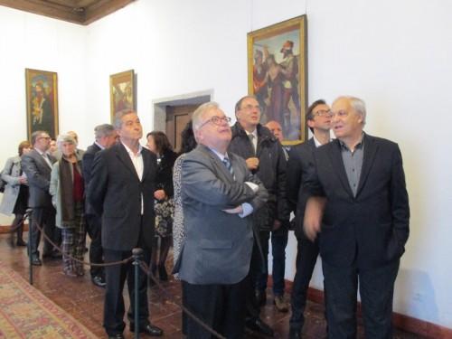 Ministro da cultura em Arouca (2)