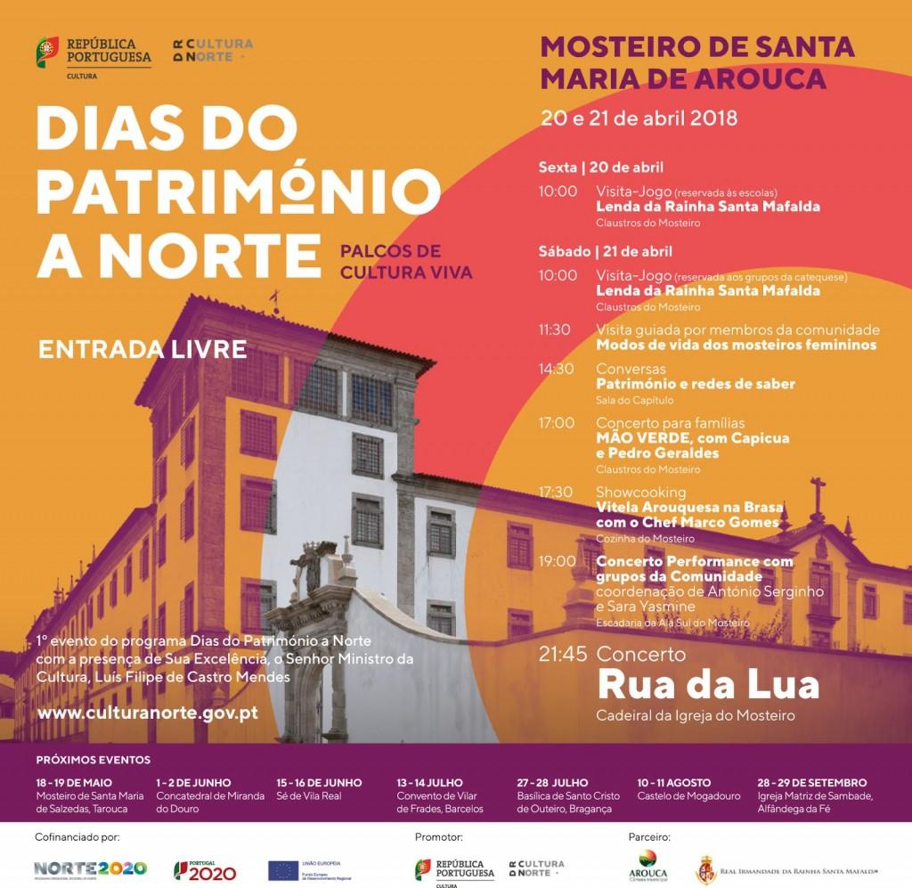 MOSTEIRO DE AROUCA  um palco de cultura viva 3cc957612e5d7